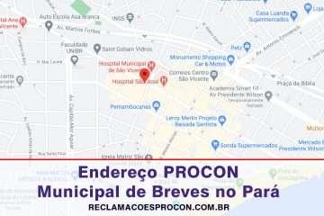 PROCON Municipal de Breves no estado do Pará