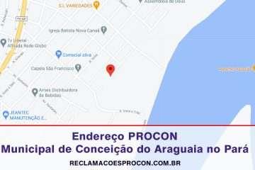 PROCON Municipal de Conceição do Araguaia no estado do Pará