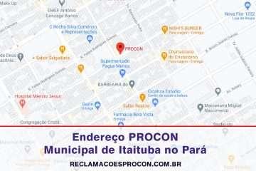 PROCON Municipal de Itaituba no Pará