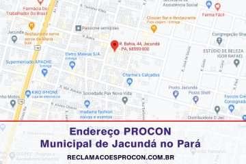 PROCON Municipal de Jacundá