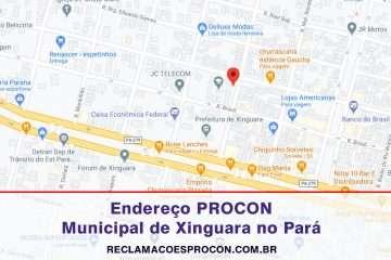 PROCON Municipal de Xinguara