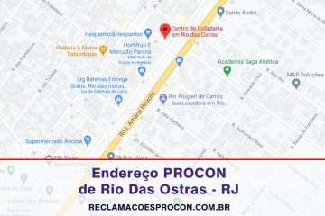 Procon Municipal de Rio das Ostras – RJ