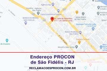 Procon São Fidélis – RJ