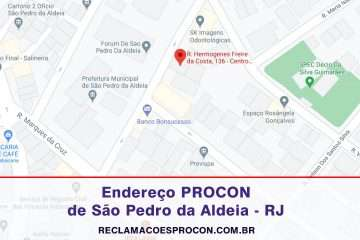 Procon de São Pedro da Aldeia – RJ