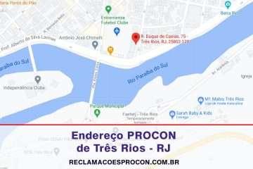 Procon de Três Rios – RJ