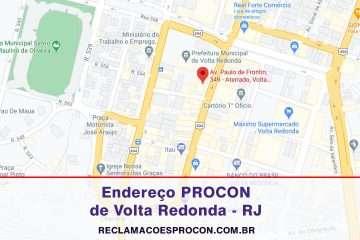 Procon Municipal de Volta Redonda – RJ